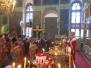 День памяти св. вмч. Георгия Победоносца. Архиерейское богослужение в храме Тихвинской иконы Божией Матери в Алексеевском