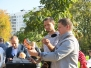 Освящение временного храма священномученика Иоанна Восторгова в Останкино. 20.09.2014