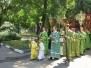 Крестный ход в день Святой Троицы. 2014