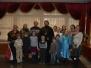 Прихожане храмов Троицкого округа посетили  творческий вечер  ансамбля народного танца «Соцветие»