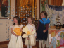 Рождественский праздник в храме Живоначальной Троицы в Останкино.  10.01.2016