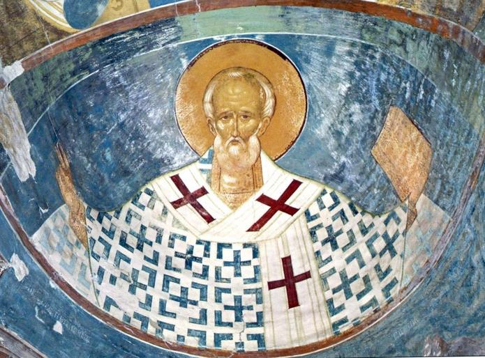 Роспись-собора-Рождества-Богородицы-Ферапонтова-монастыря.-1502-г.