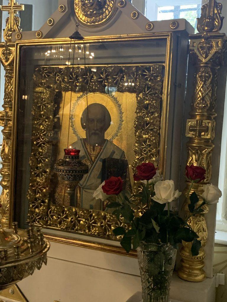 день памяти перенесение мощей святителя и чудотворца Николая из Мир Ликийских в Бар