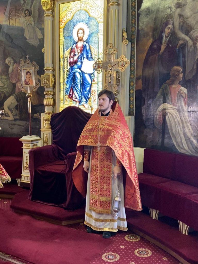 Неделя 5-я по Пасхе, о самаряныне. Божественная Литургия