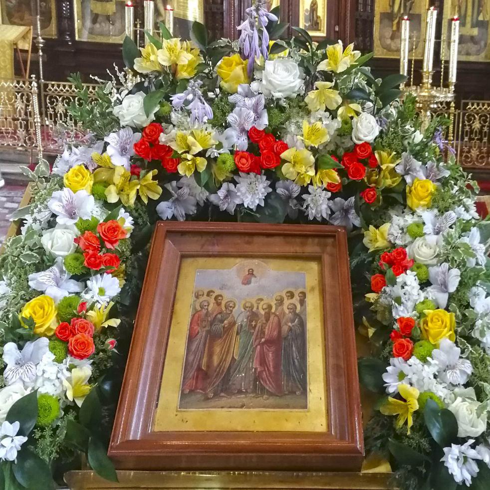 12 июля - Праздник святых первоверховных апостолов Петра и Павла